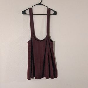 Forever 21 Pinafore dress